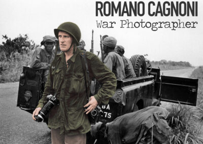 Romano Cagnoni – War photographer