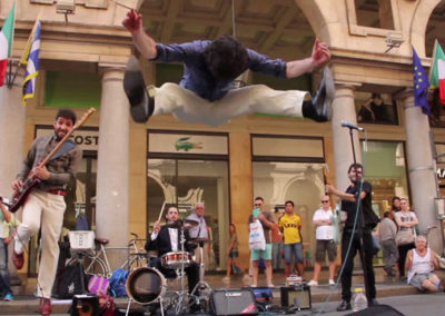 IdealSound – The Buskers Street Band