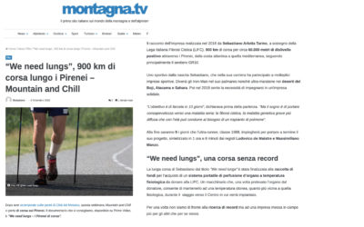 Montagna.tv – We Need Lungs