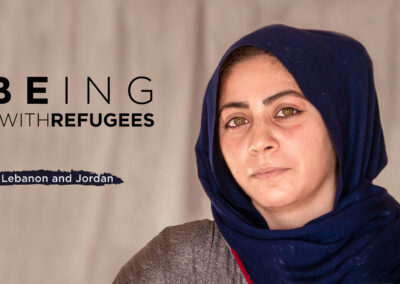 Being With Refugees